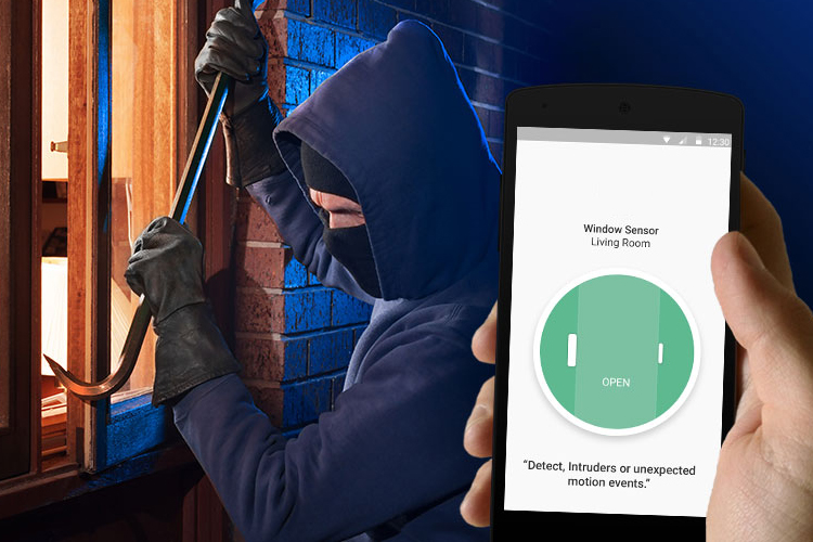 Top 5 Reasons to install Smart Security System