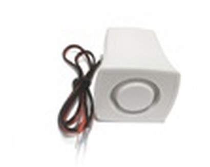 Wired Siren White Small