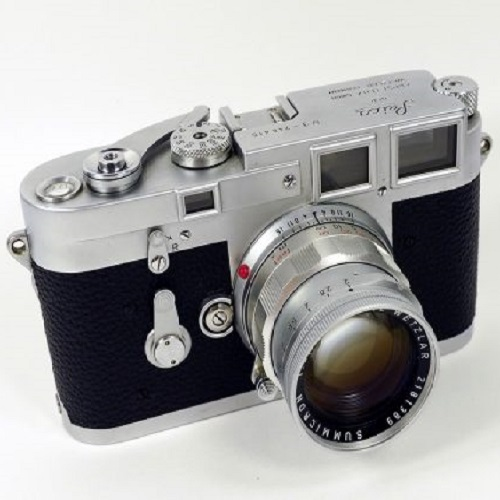 Analoque Cameras