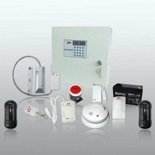 Wired Alarm Systems